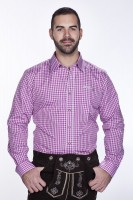 Berry traditional shirt