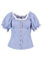 Preview: Ladies blouse Laura blue