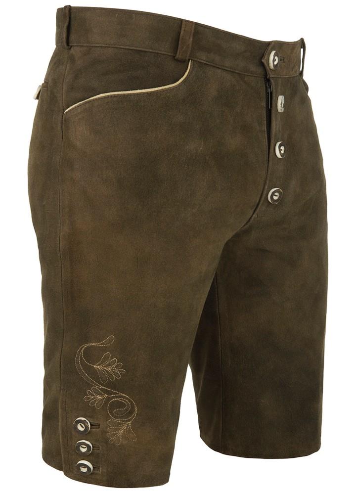 diversamente qualità superiore più foto Pantaloni di pelle Ajax bisam