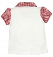 Preview: Poloshirt 'Hosenträger'