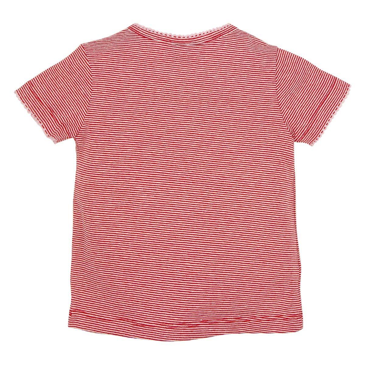 "T-shirt marszczony ""Princess"""