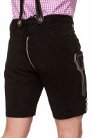 Vorschau: Lederhose Beppo schwarz