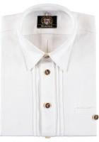 Vorschau: Trachtenhemd Gunnar weiß