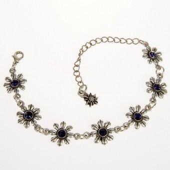 Armband Gitti lila