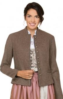 Traditional jacket Ora in beige