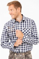 Vorschau: Trachtenhemd Holzfäller