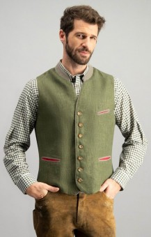 Traditional vest Camillo