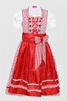 Kinderdirndl Tilli rot