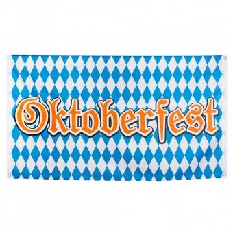 Oktoberfest Flag Banner 1.5m x 90cm