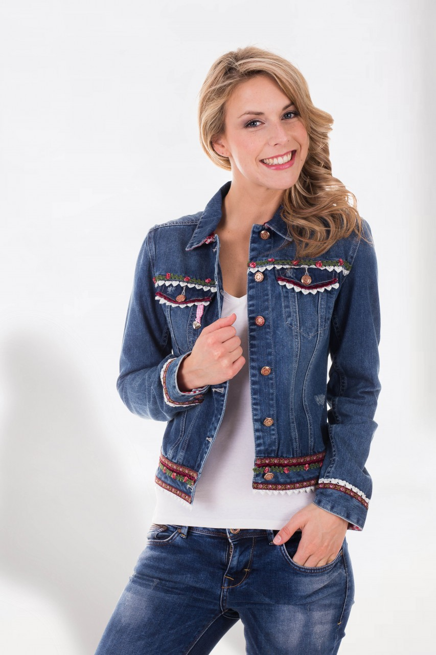 Jeansjacke Denim Wish