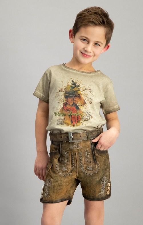 Kinderlederhose Moritz