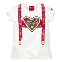 Preview: Kids T-Shirt halbarm 'Hosenträger'
