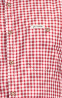 Traditional shirt Campos in red