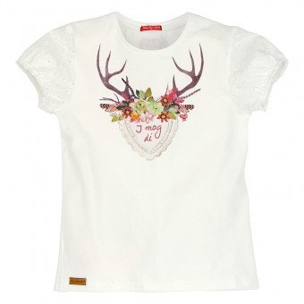 Kids T-Shirt 'I mog di'