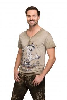 Shirt Oskar sand