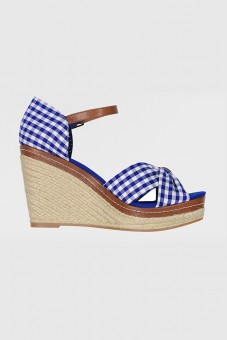 Wedges Duchess blau