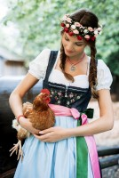 Preview: Dirndl Sylt