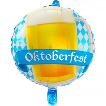 Folienballon Bierfest 43cm