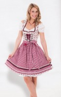 Dirndl Scattered Blooms 50cm