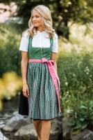 Vorschau: Dirndl Emilia grün