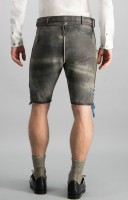Preview: Lederhose Bayern Bua in gray