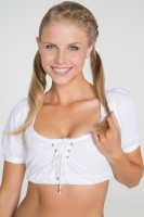 Preview: DIrndl Blouse Ina