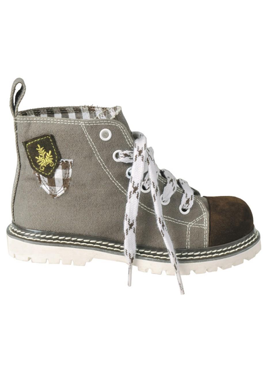 Kinderkleding laarzen Jojo licht olijfbruin