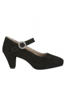 Dirndl Pumps Janet in black