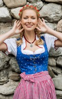 Preview: Dirndl Carola