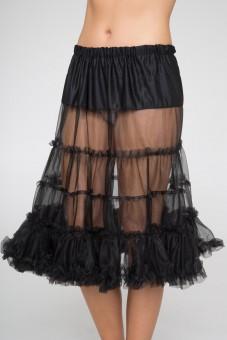 Petticoat, Black