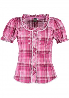 Blouse Brigitte pink