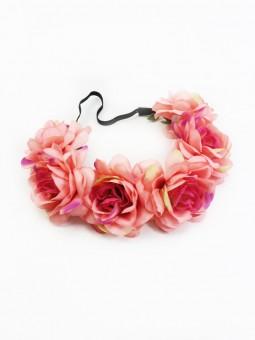 Haarband Elfenzauber peach