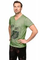 Vorschau: Trachtenshirt Billy grün