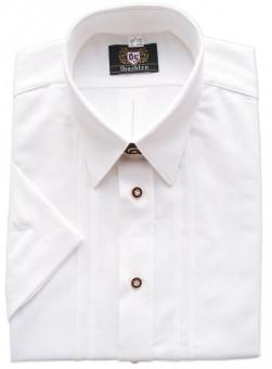 Trachtenhemd Carlos weiß