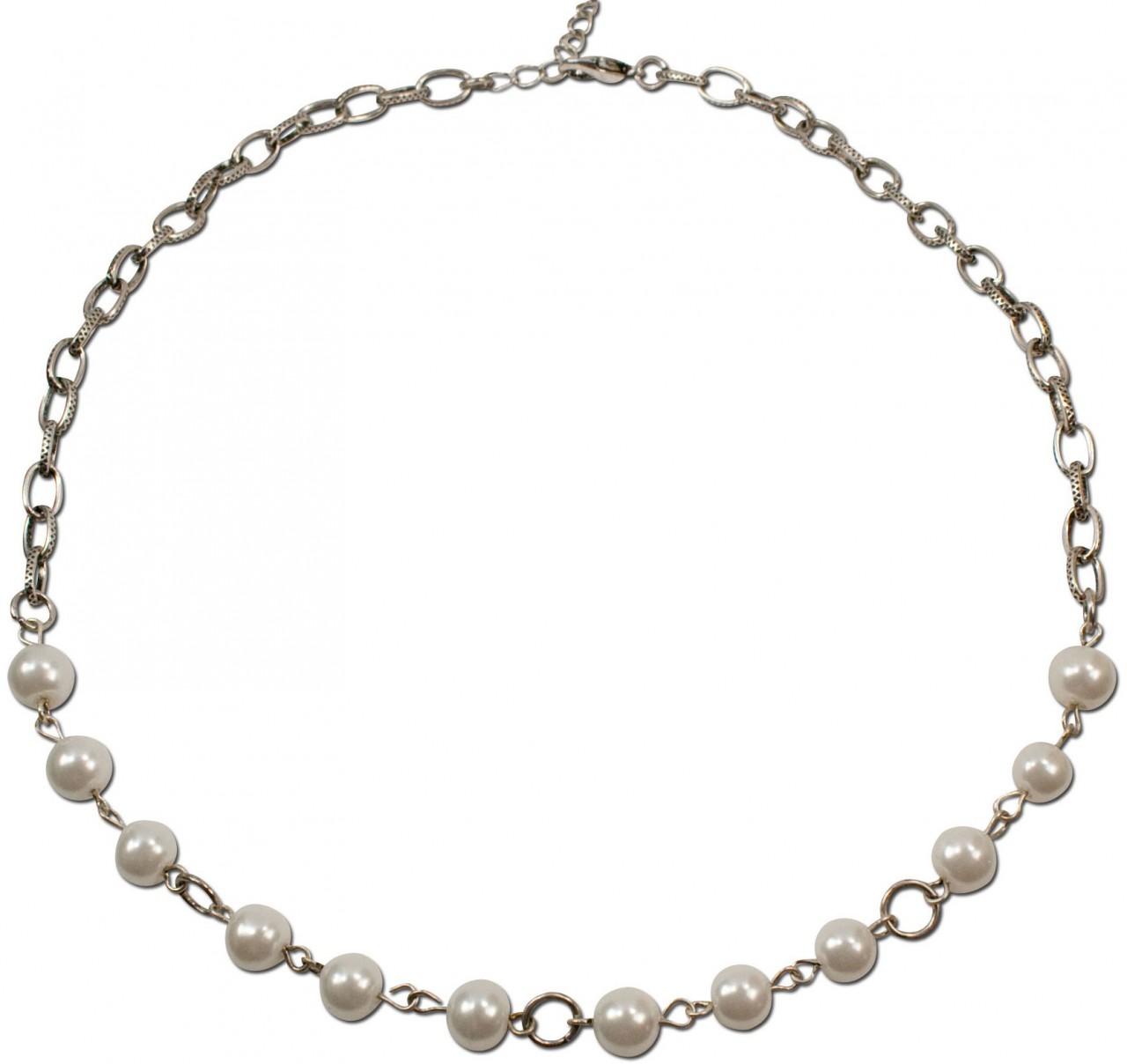 Trachten Halskette Perla