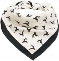 Vorschau: Trachten Tuch Hirschfestl schwarz