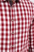 Vorschau: Trachtenhemd Armin rot
