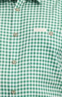 Preview: Traditional shirt Renko in dark green