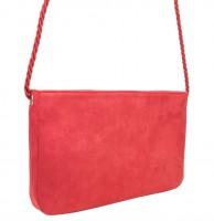 Vorschau: Clutch Tasche Merini rot