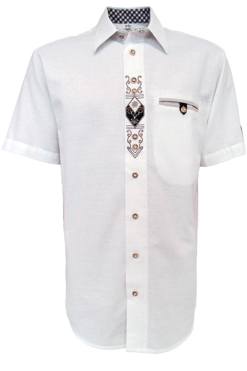Heren shirt Grisch