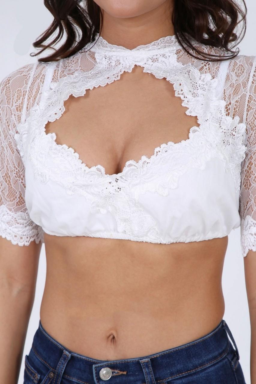 Dirndl blouse Pippa ecru