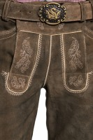 Preview: Lederhose Veith wolf kurz