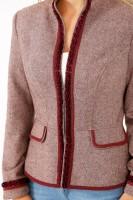 Trachtenjacke Nele Rot
