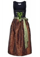 : Dirndl Larissa, Copper-Black