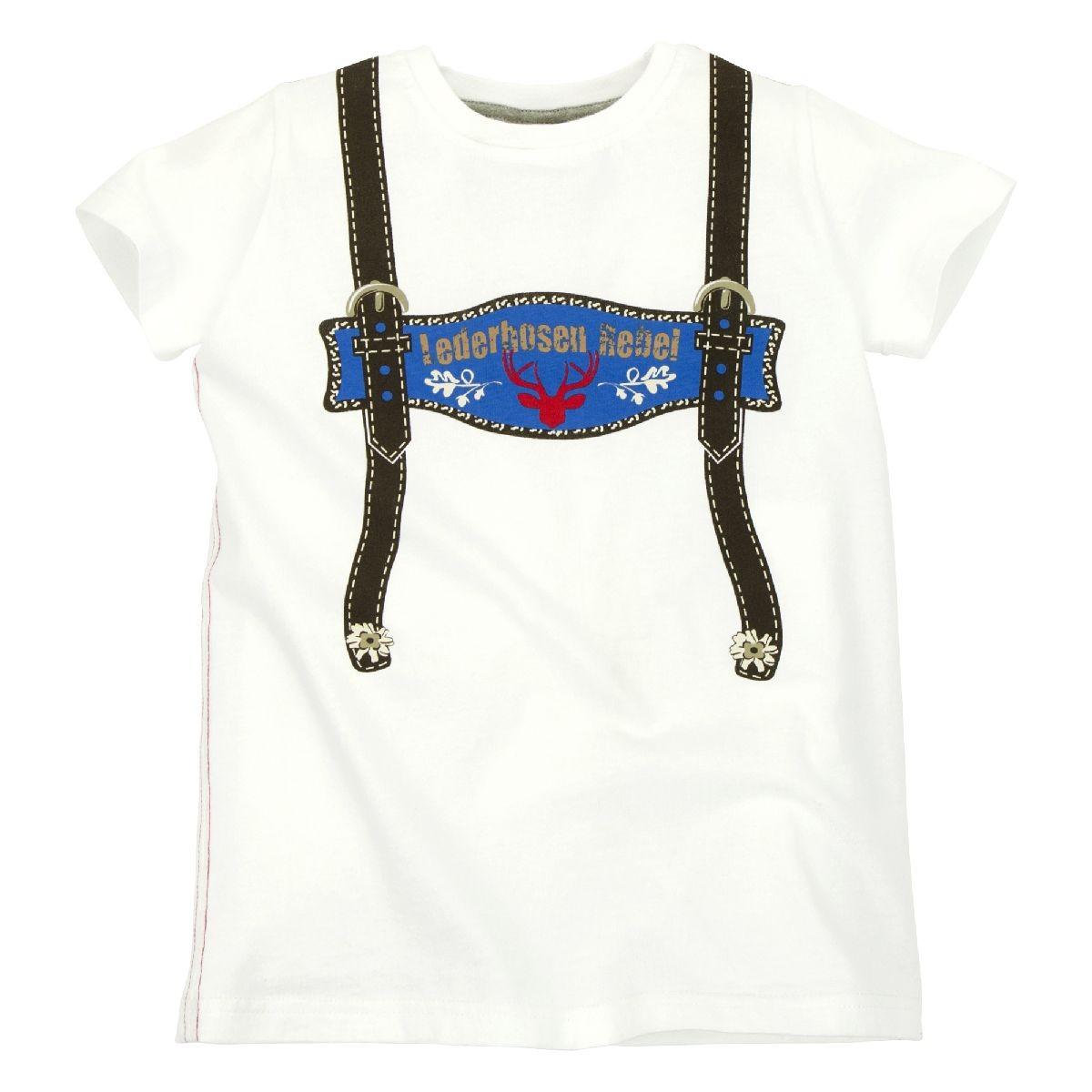 Kids T-Shirt 'Hosenträger'