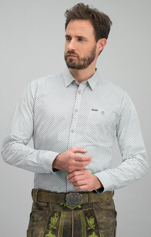 Chemise traditionnelle Jamie
