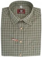 Vorschau: Trachtenhemd Klaas waldgrün