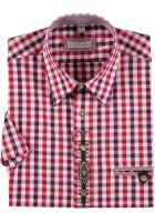 Vorschau: Herrenhemd Hartmann rot