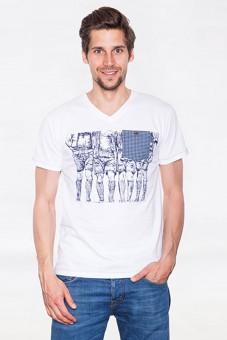 T-Shirt Krachlederne