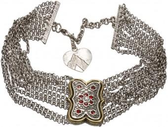 Trachten-Armband Margot altgold